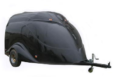 Enclosed Motorcycle Trailers Magnetatrailers Com